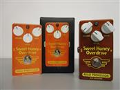 MAD PROFESSOR SWEET HONEY OVERDRIVE, BJF DESIGN IN BOX